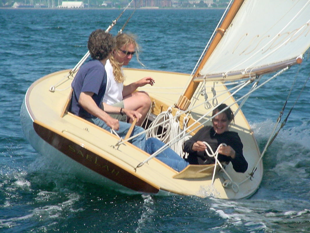 Herreshoff BB15 - Northeast Boat Brokerage